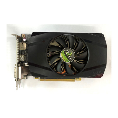 $ CDN263.16 • Buy AXLE Geforce GTX1060 D5 3GB (AX-GTX1060/3GD5P2D2IP)