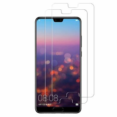Full Screen Protector For Mate 20 P20 P30 Pro Lite Tempered Glass • 2.09£