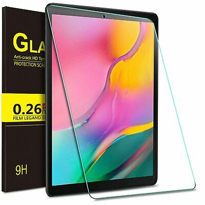 £3.19 • Buy Tempered Glass Screen Protector For Samsung Galaxy Tab A 10.1 T510 T515 T580/585
