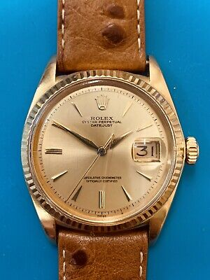 $ CDN9222.54 • Buy Rolex Date Just Vintage Splendid . Ref 1601 From 1952 ! ( 304 )