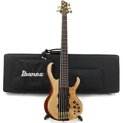 $ CDN1743.91 • Buy Ibanez BTB1905 Premium 5-String Electric Bass W/ Bag – Florid Natural Low Gloss