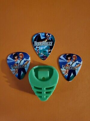 $ CDN14.99 • Buy DIY 3 Piece Ferguly Guitar Pick Lot With Pick Holder