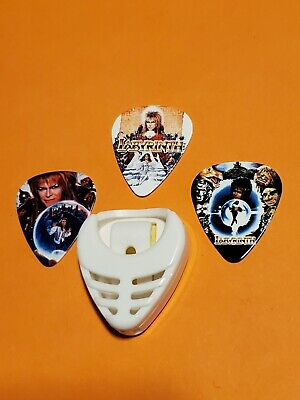 $ CDN14.99 • Buy DIY 3 Piece Labriytnth Guitar Pick Lot With Pick Holder