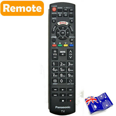 AU22.90 • Buy New OEM Replacement PANASONIC Remote TV/LED/LCD/Smart TV With NETFLIX Key
