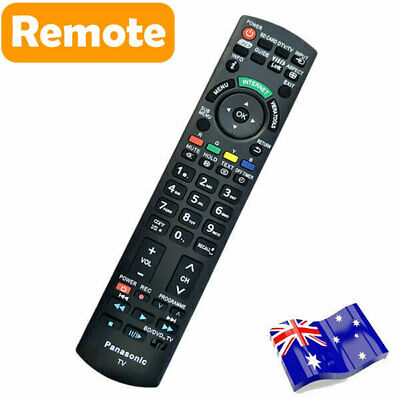 AU22.80 • Buy Replacement PANASONIC N2QAYB000352 Remote THP50G10A THP50X14A THP54S10A ETC New