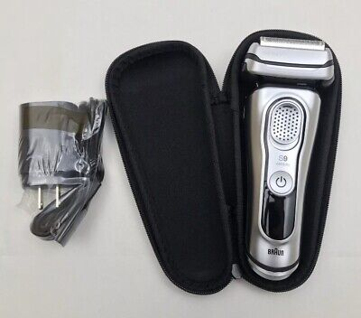 AU228.03 • Buy NEW Braun Series 9 S9 Men's Electric Razor Foil Shaver Wet & Dry FAST SHIPPING
