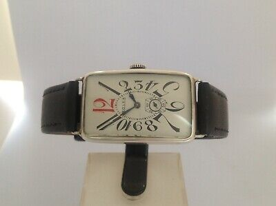 ROLEX,GENTS LARGE SOLID SILVER ART DECO 1920s  FULLY SIGNED MOVEMENT CASE & DIAL • 3,500£