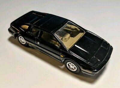 $ CDN27.73 • Buy Vintage Johnny Lightning Black 1977 Lotus Esprit S1 Turbo 1/64 Diecast
