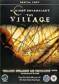 The Village (DVD, Rental Edition DVD Disc Only No Case  Very Good Condition * • 1.60£