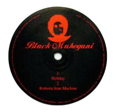 "RARE MOODYMANN BLACK MAHOGANI LTD EDITION 3x12"" LP CLEAR VINYL UK 2013 • 164.50£"