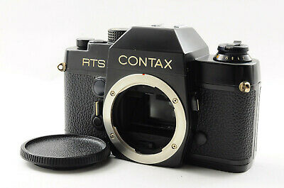 $ CDN210.54 • Buy [Excellent++] Contax RTS 35mm SLR MF Film Camera W/ Body Cap READ