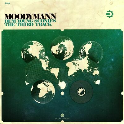 MOODYMANN - Dem Young Sconies - Vinyl (12  In Spot-varnished Sleeve) • 13.55£