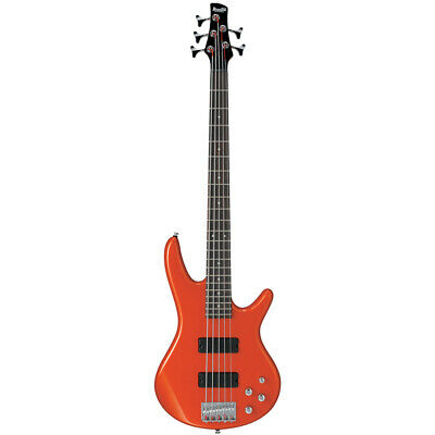 $ CDN335.61 • Buy Ibanez GSR205 Gio 5-String Bass Guitar - Roadster Orange Metallic