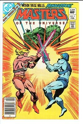$36.25 • Buy Masters Of The Universe #3 - 1983 - DC - NM- - Comic Book