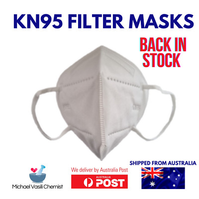 AU15.85 • Buy N95/KN95 4 Layers Face Mouth Mask Medical Protective Filter Respirator