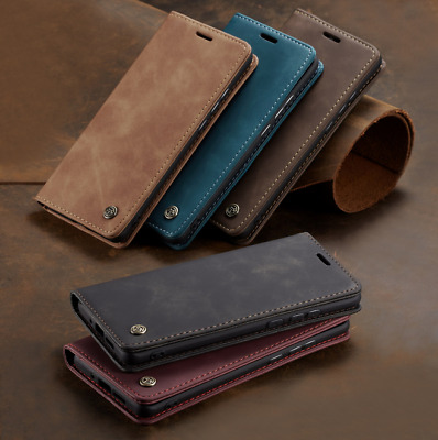 AU10.17 • Buy For Xiaomi POCO F2 Pro Slim Magnetic Flip PU Leather Wallet Case Cover