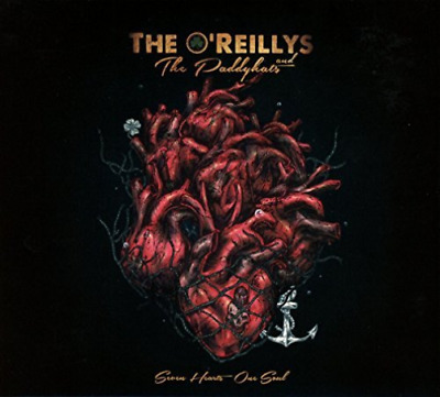 O`reillys And The Paddyhats-seven Hearts - One Soul (us Import) Cd New • 13.62£