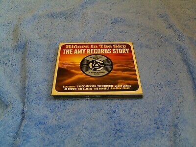 Riders In The Sky - The Amy Records Story Digipak 2 Cds Album 2014 Ex • 4.20£