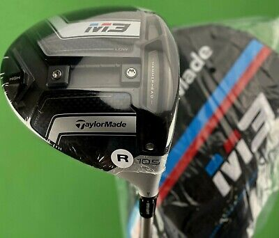$ CDN356.97 • Buy TaylorMade M3 Driver 10.5* Regular R-Flex Tensei CK 50 Red + Cover & Tool #74833