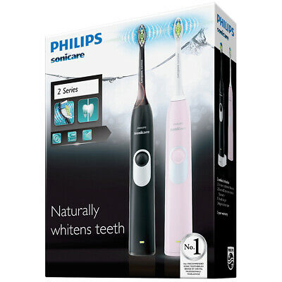 AU182.99 • Buy NEW Philips Sonicare 2 Series Whitening Electric Toothbrush HX6232/20