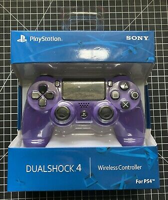 AU99 • Buy Sony PlayStation Dualshock 4 Controller (Electric Purple) / PS4 Controller
