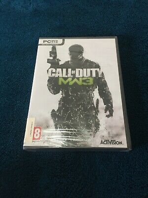 Call Of Duty: Modern Warfare 3 (PC, 2011)~BRAND NEW AND SEALED!!!~FREE SHIPPING! • 32.18£