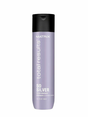 £11.66 • Buy Matrix So Silver Total Results Shampoo For Light And Gray Hair -300ml