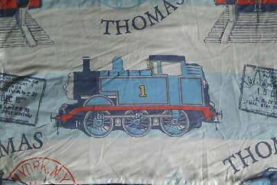 Thomas The Tank Engine POLYESTER Fabric 46 X 65 Cm Approx  • 4.99£