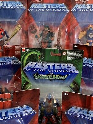 $19.95 • Buy Masters Of The Universe Action Figures, Mattel - Your Choice