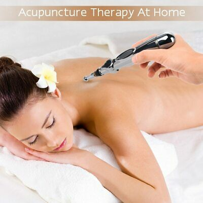 $17.99 • Buy Therapy Electronic Acupuncture Pen Meridian Energy Heal Massage Pain Relief USA