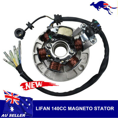 AU33.96 • Buy NEW MAGNETO STATOR LIFAN 110-140cc YX 140-160cc PITPRO TRAIL BIKE THUMPSTAR