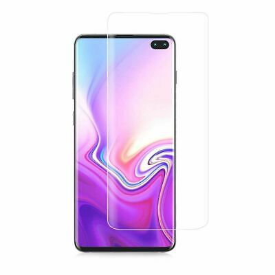 $ CDN4.49 • Buy Full Screen Protector For Samsung Galaxy S10 Plus S10e Curved 3D Tempered Glass