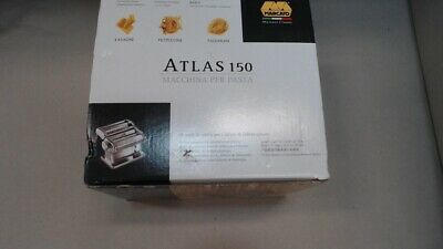$5.99 • Buy Marcato Design Atlas 150 Pasta Machine, Made In Italy, Includes Cutter, Hand Cra