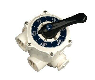 Midas Lacron Swimming Pool Sand Filter Multiport Valve 'All Ports Open' 310-0T • 125£