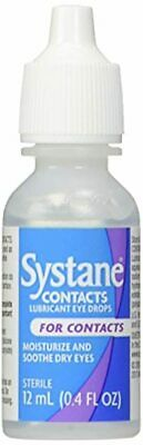 £15.86 • Buy Systane Contact Lube Size 0.4 Oz