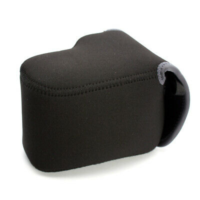 $ CDN34.22 • Buy Sony A7S Ii Iii A7S 2 A7 R3 Body 18-55mm Lens NEOPRENE Protector Case Pouch Bag