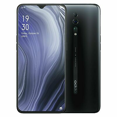 AU357 • Buy BRAND NEW SEALED [AU STOCK] Oppo Reno Z - 128GB/8GB - Jet Black (Unlocked)