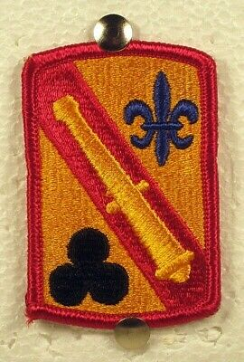 US Army 42nd Field Artillery Brigade Patch Insignia Badge Full Color • 3.92£