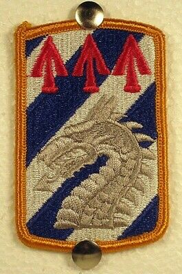 US Army 3rd Sustainment Brigade Patch Insignia Badge Full Color • 3.92£