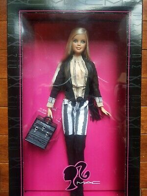 $172.68 • Buy M.A.C. Makeup Barbie Doll Exclusive Collector Edition Mattel Gold Label