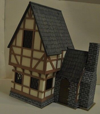 £100 • Buy Wooden Made-to-order Tudor Dolls House