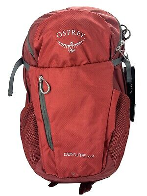 $55 • Buy Osprey Daylight Plus Real Red Backpack