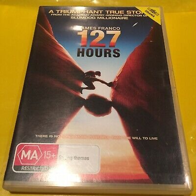 AU8 • Buy 127 Hours James Franco Classic Movie Dvd Free Shipping