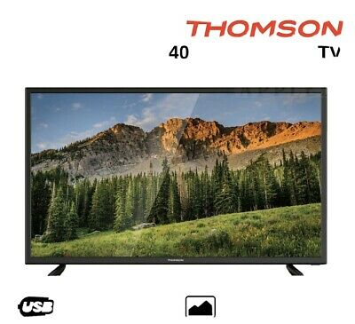 AU299 • Buy Thomson 40  Inch Screen Full HD LED TV 1080p Television HDMI USB Flat Panel