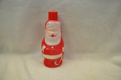$ CDN8.02 • Buy Vintage Santa Claus Soaky Christmas Soap Colgate Palmolive 1960's Container
