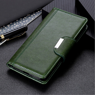 AU10.11 • Buy For Sony Xperia 8 / XZ5 / 1 Luxury Wallet Flip PU Leather Stand Case Cover