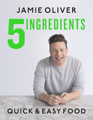 AU52.40 • Buy 5 Ingredients: Quick & Easy Food By Oliver, Jamie