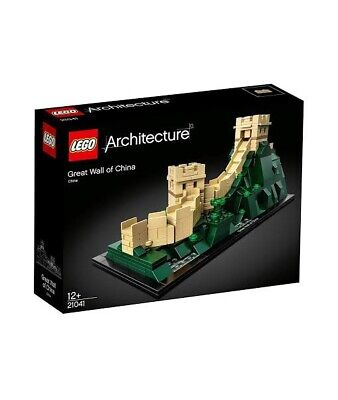 AU135 • Buy Brand New LEGO 21041 Architecture Great Wall Of China