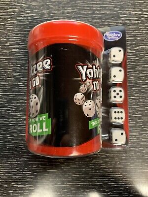 AU9.85 • Buy Yahtzee To Go Travel Game 2014 By Hasbro Gaming