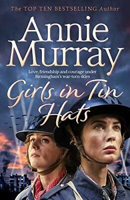Murray, Annie, Girls In Tin Hats, Like New, Paperback • 3.79£
